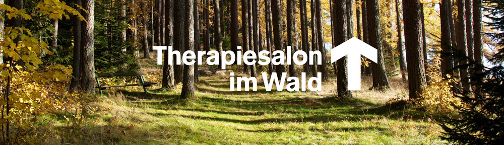Therapiesalon im Wald